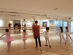 Sunday ballet classes