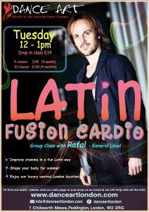 latin fusion cardio