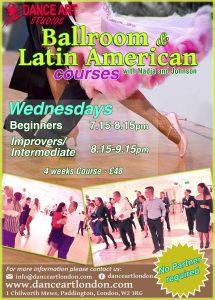 ballroom and latin american
