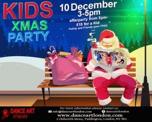 kids xmas party