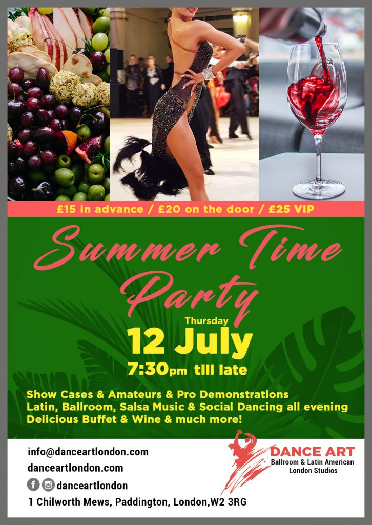 adults summer party 2018
